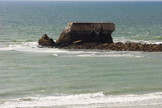 Fort de l'Heurt - photo F. BERTOUT