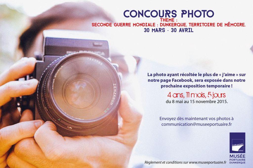 Affiche concours photo Musée portuaire