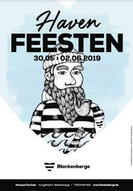 Affiche Havenfeesten 2019