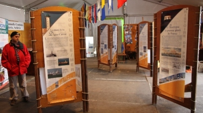 Exposition Phares côte d'Opale - P BOIDIN