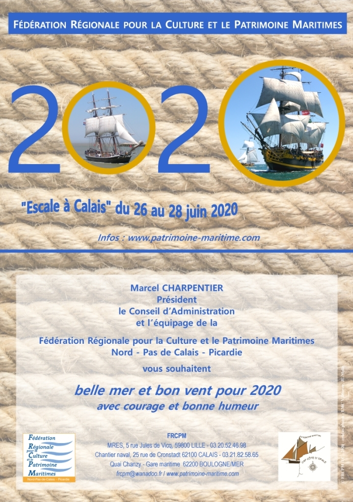 Visuel voeux 2020 - FRCPM