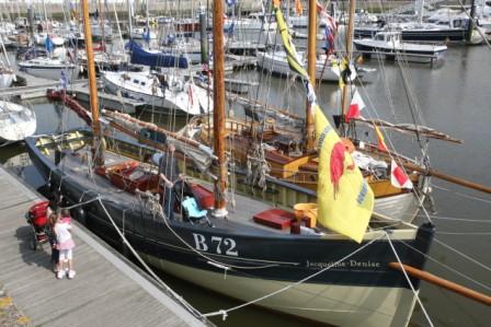 Fête folkloriques du port Blankenberge