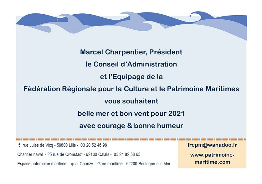 Texte voeux 2021 - FRCPM
