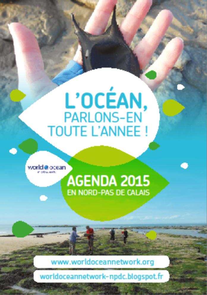 Couverture Agenda ROM 2015