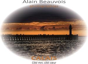 Couverture Calais côté mer, côté coeur