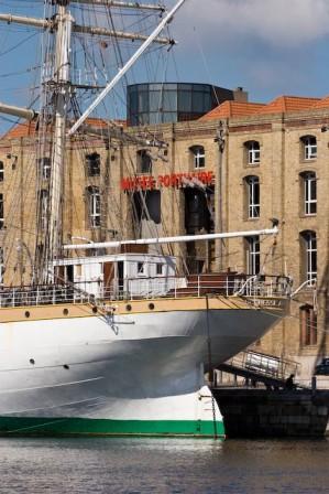 Musée portuaire Dunkerque - F BERTOUT