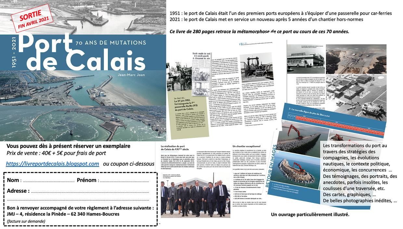 Présentation livre port de Calais