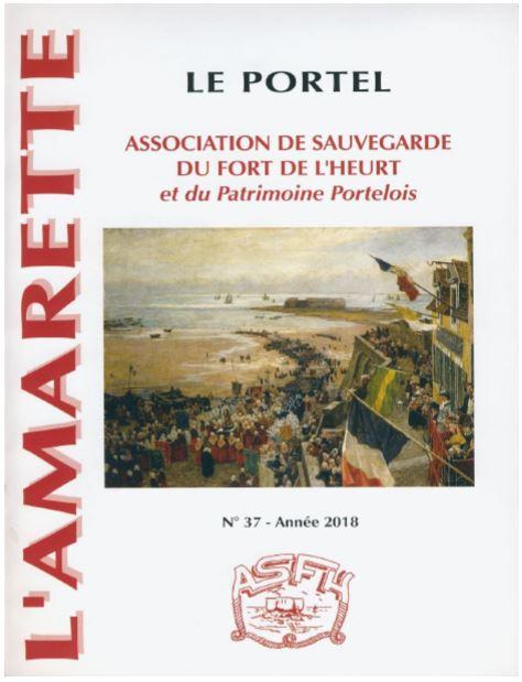Couverture revue Amarette 2018