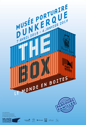 Affiche expo The Box