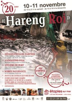 affiche du hareng roi 2012 hd