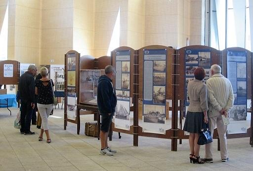 Exposition Calais port de guerre 14-18 - FRCPM