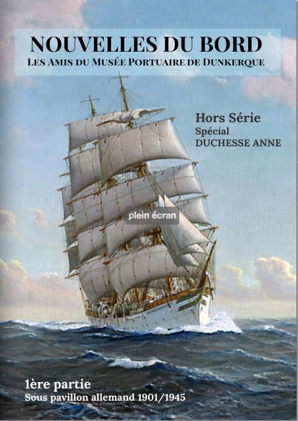 Couverture HS Duchesse-Anne