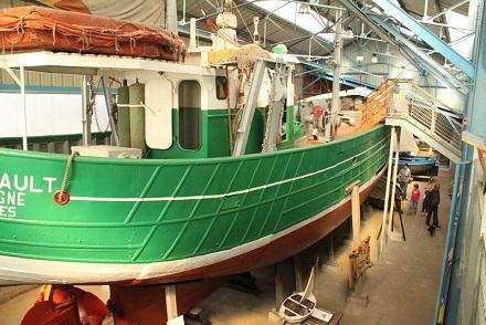 Etaples - Chantier naval - OMT