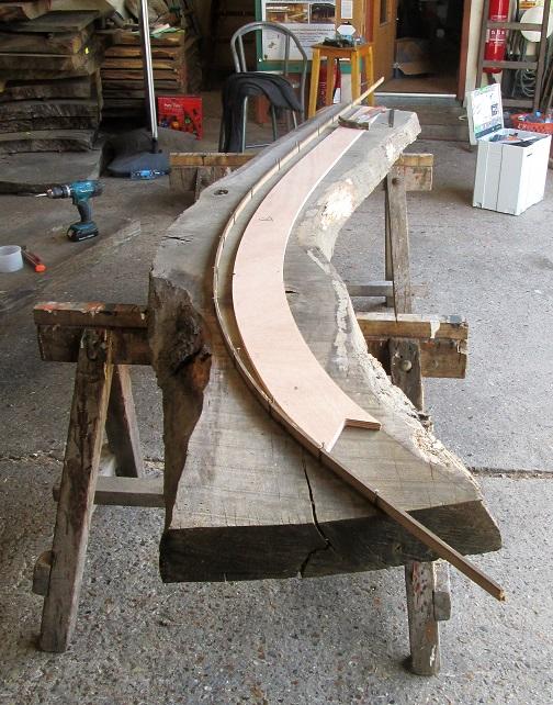 Lorette utilisation bois tors - FRCPM